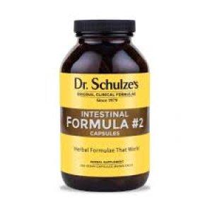 画像1: ドクター・シュルツ フォーミュラ #2 (腸のデトックス)